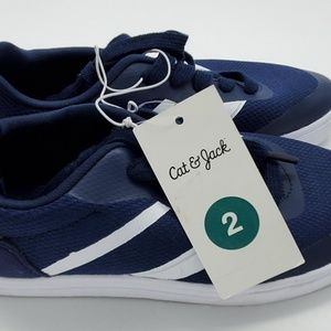 Clayton Sneakers Cat & Jack Boys Size 2